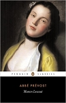Manon Lescaut by Abbe Prevost (English edition)