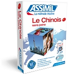 Le Chinois sans peine Book and CD pack