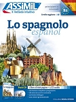 Lo spagnolo Book and CD Pack