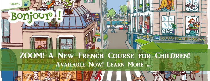 Zoom - A New French Course for Children