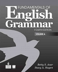 Fundamentals of English Grammar Vol. A by Betty Azar