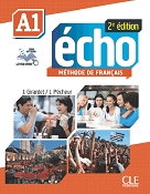 ECHO A1 M?ode de Fran?s: 2e Edition: Studentbook, Portfolio, and DVD