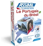 Le Portugais du Br?l Book and Audio CD