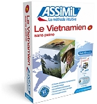 Le Vietnamien Sans Peine Book and CD