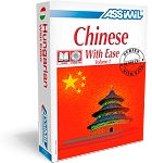 Chinese with Ease Volume 1 Book and Audio CD Pack