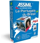 Le Portugais du Br?l Book and MP3 CD Pack