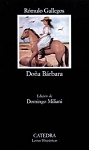 Do�a B�rbara by R�mulo Gallegos
