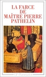 La Farce de Ma?e Pierre Pathelin