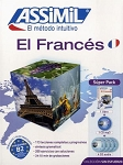 Frances sin Esfuerzo Assimil book+cd+mp3