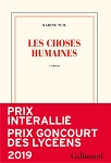 Les choses humaines by Karine Tuil