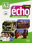 ECHO A2 M?ode de Fran?s: 2e Edition: Studentbook, Portfolio, and DVD