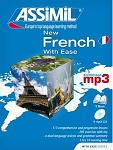 NEW FRENCH W/EASE BK&MP3 CD